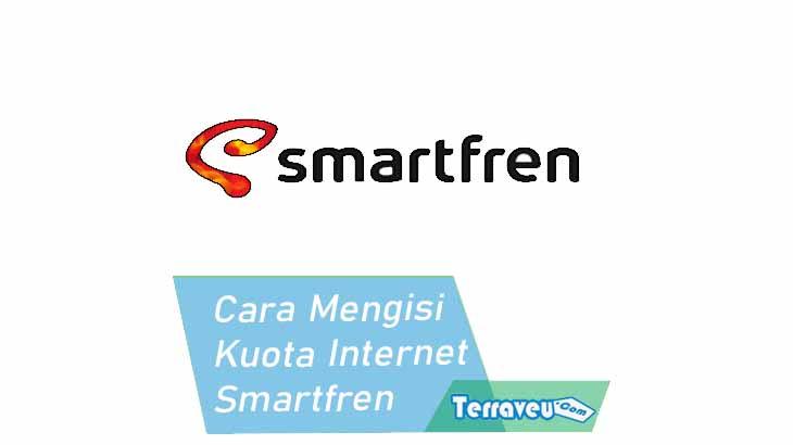 Cara Mengisi Kuota Internet Smartfren