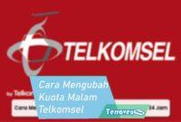 Cara Mengubah Kuota Malam Telkomsel