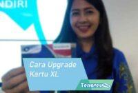 Cara Upgrade Kartu XL